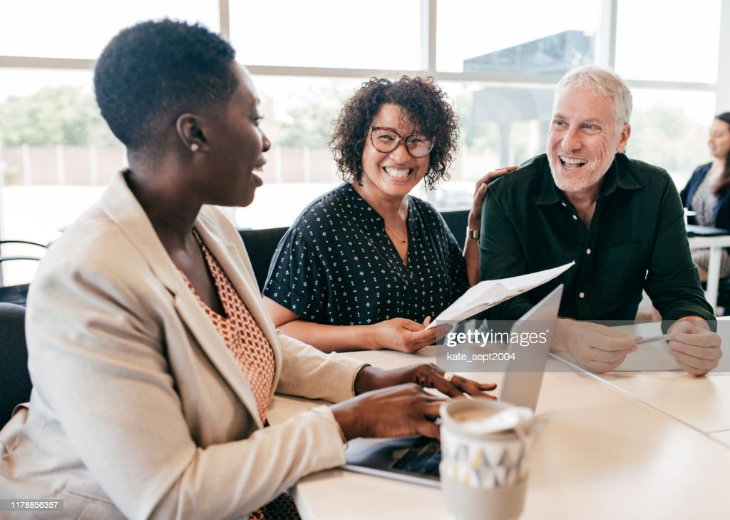 Financial planning for early retirement : Stock Photo
