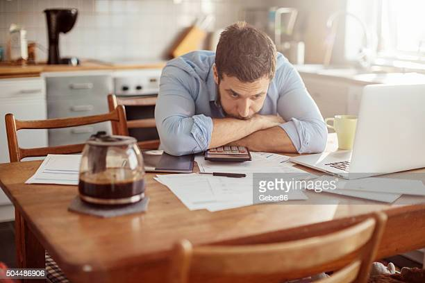 financial problems - employment law stock photos and pictures