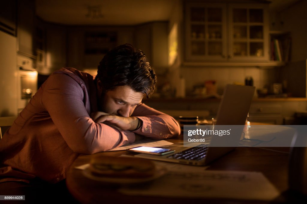 Financial problems : Stock Photo