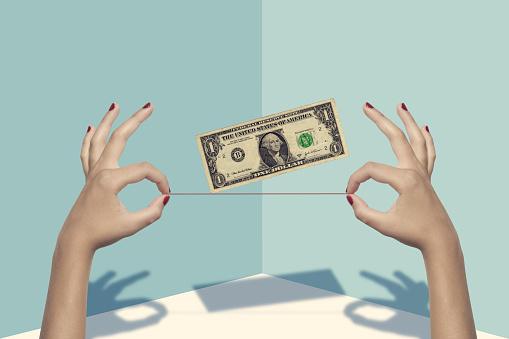 Financial risk - gettyimageskorea