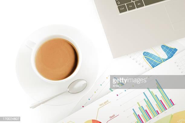 金融協力のコーヒー