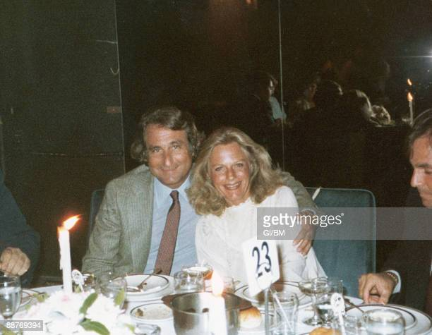 ACCESS*** Financier Bernard Madoff and his wife Ruth Madoff during May 1981 in Long Island NY