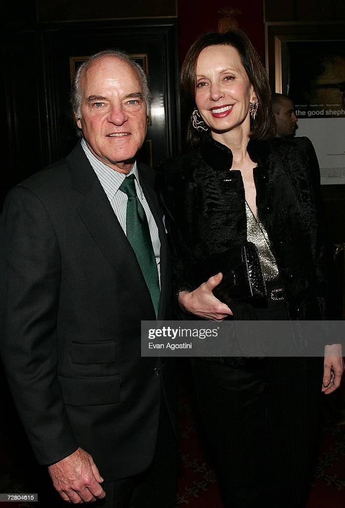 Financier Henry Kravis and his wife Marie-Josee attend the World Premiere of 'The Good Shepherd' presented by Universal Pictures at the Ziegfeld Theatre on December 11, 2006 in New York City