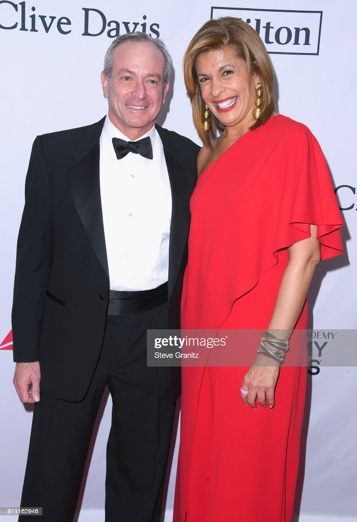 Clive Davis and Recording Academy Pre-GRAMMY Gala - Arrivals : News Photo
