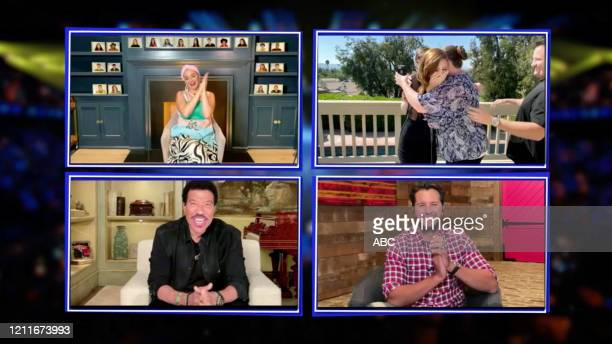 314 Find out who America voted into the Top 10 of American Idol and whether or not judges Luke Bryan Katy Perry and Lionel Richie choose to use their...