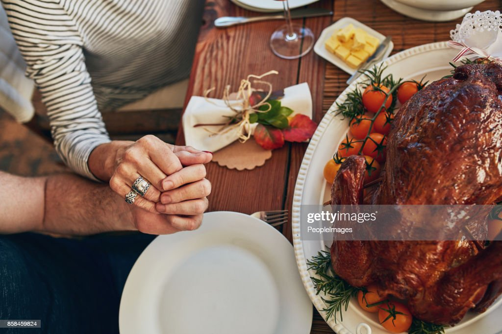 Find reasons to give thanks : Stock Photo