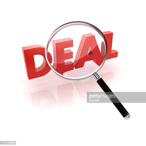 finding a good deal