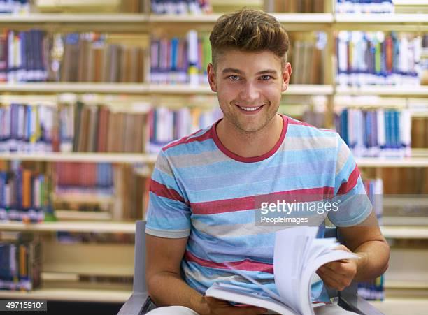 Ricerca di un posto tranquillo per lo studio