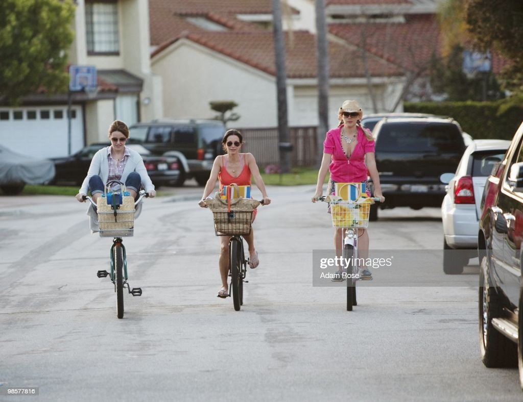 "ABC's ""Cougar Town"" - Season One : Nachrichtenfoto"