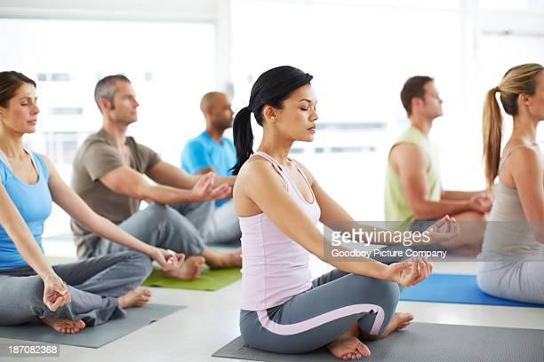 Trouver repos et de la relaxation de l'esprit
