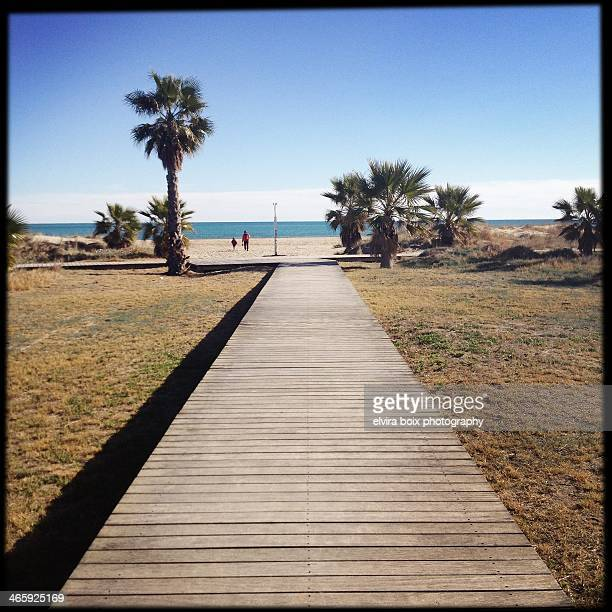 finding tranquility - castellon de la plana stock photos and pictures