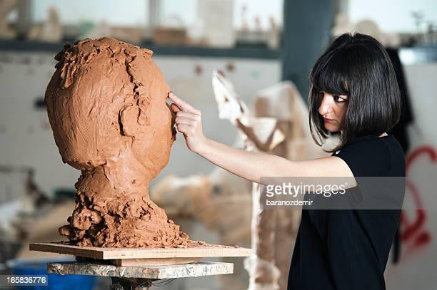 Kunst und Skulptur