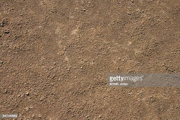 Fine brown sand dirt background