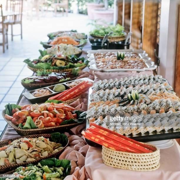 Fine dining at La Source resort, Grenada