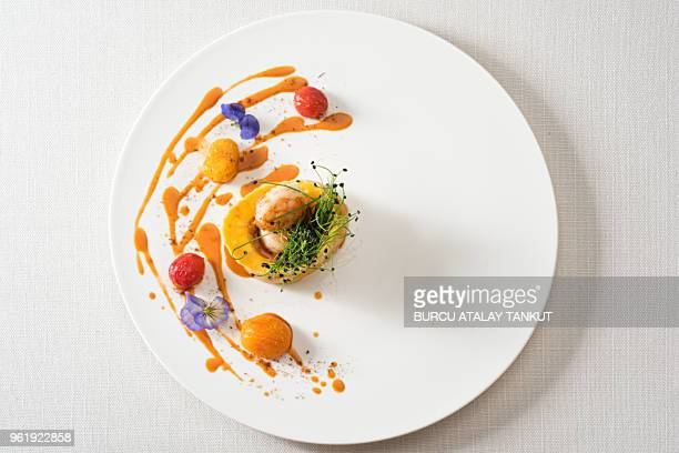 fine dining tortellini - luxury stock pictures, royalty-free photos & images