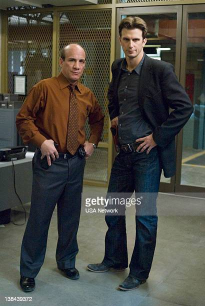 74f05132c2 SIGHT A Fine Meth Episode 12 Aired Pictured Paul BenVictor as Stan McQueen  Fred Weller as