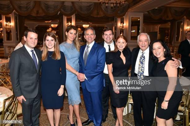 AJ Finer Carly Weinreb Ana Laspetkovski David Weinreb Zach Weinreb Jackie Oshry Neil Weinreb and Amy Weinreb attend Alzheimer's Drug Discovery...