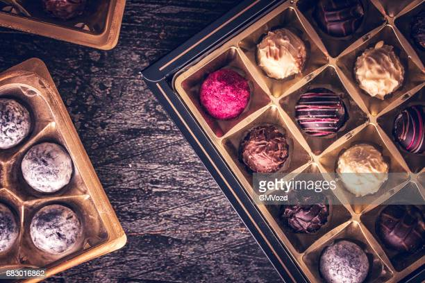 Finest Chocolate Pralines
