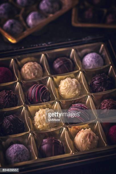 Finest Chocolate Pralines
