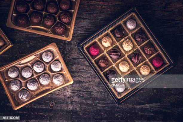 Finest Chocolate Truffle Pralines