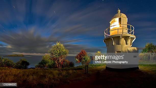 Fingal head lighthouse