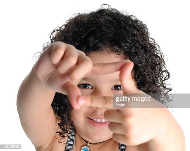 Finger Frame