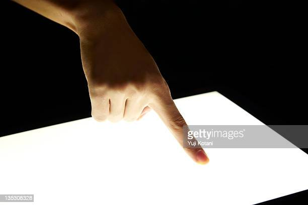 finger - newtechnology stock pictures, royalty-free photos & images