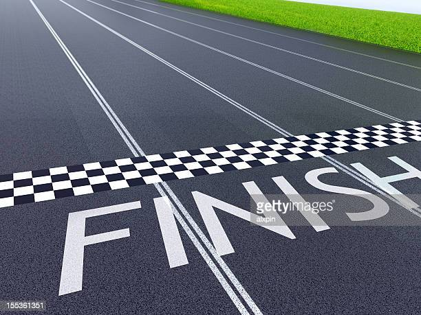 finish line - finish line stock pictures, royalty-free photos & images