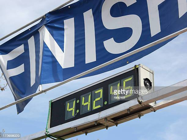 finish line - finishing stock pictures, royalty-free photos & images