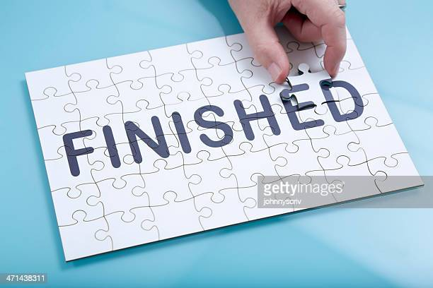 Finished...