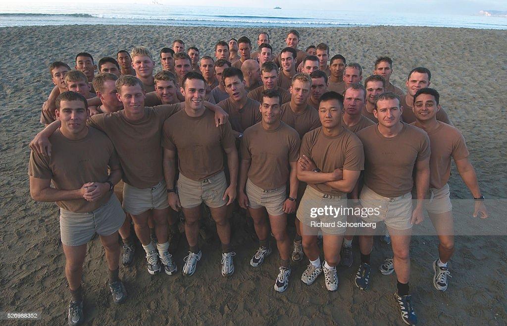 Navy Seal Training Coronado Beach
