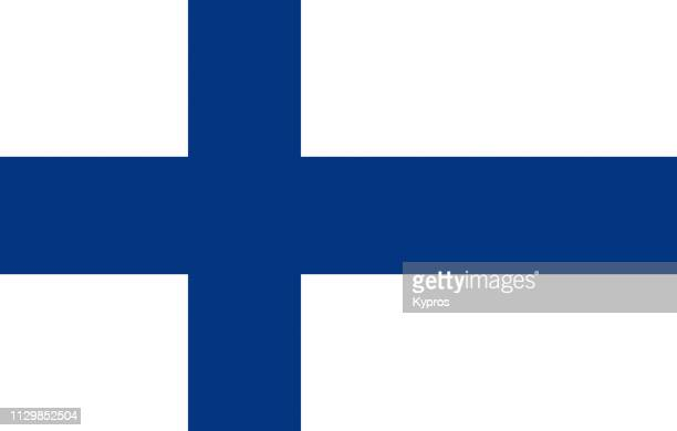 finland flag - finland stock pictures, royalty-free photos & images
