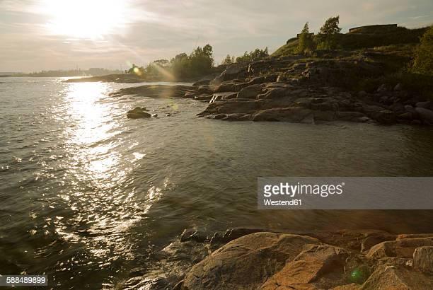 Finland, Helsinki, Suomenlinna Island