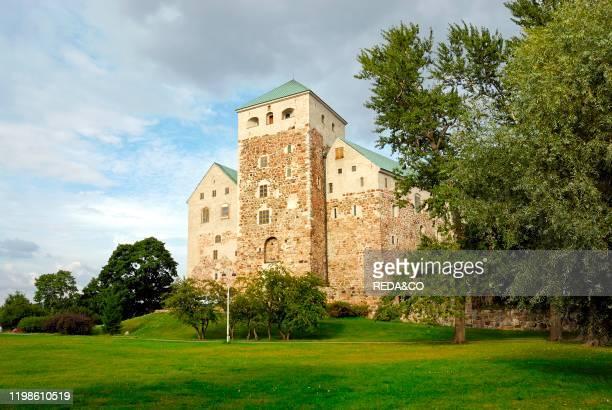 Finland - Turku Abo - Turun Linna Castle.