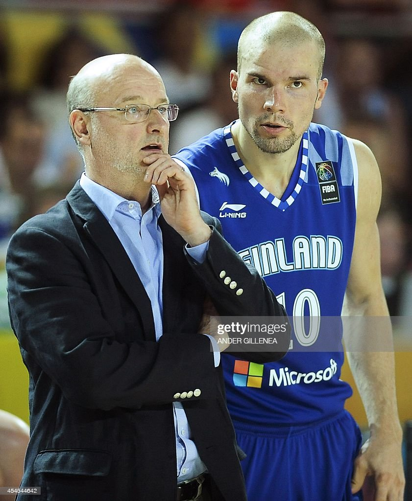 BASKET-WC-2014-TUR-FIN : News Photo