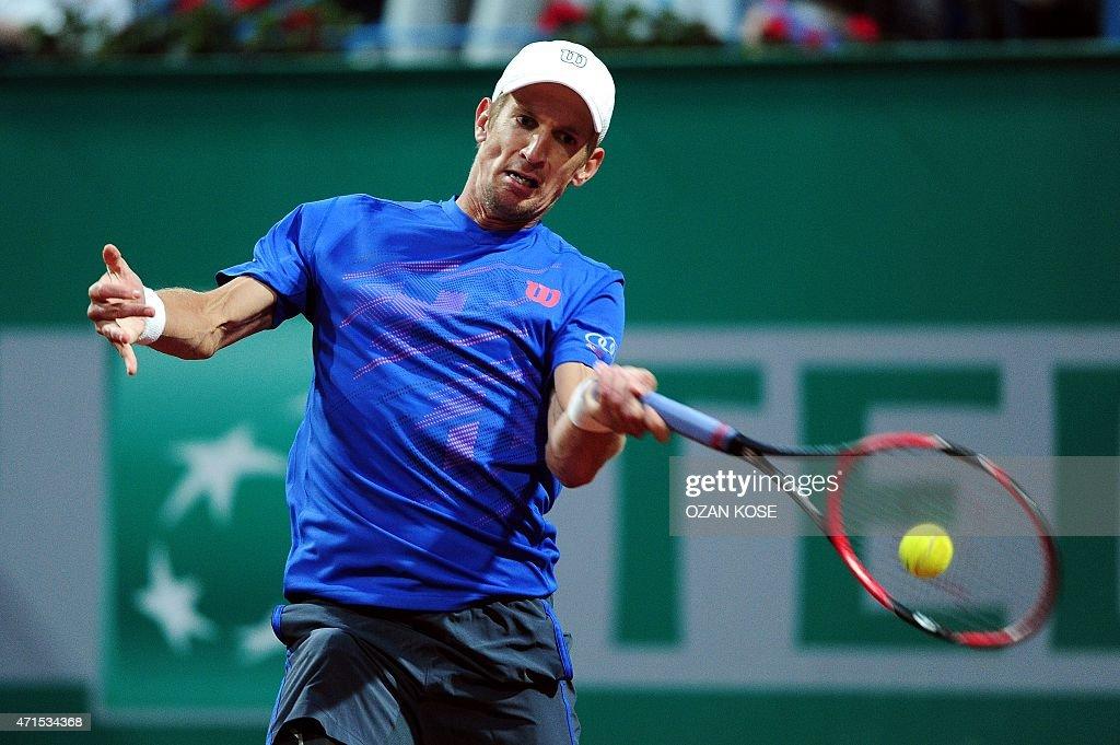TENNIS-ATP-TUR : News Photo