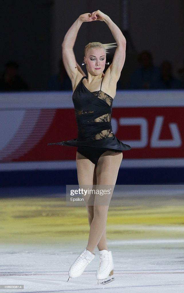 Rostelecom Cup ISU Grand Prix of Figure Skating 2012 - Day Three