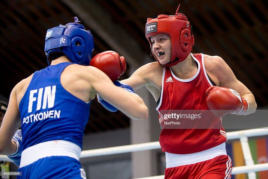 EUBC European Women Boxing Championships - Semifinals : News Photo
