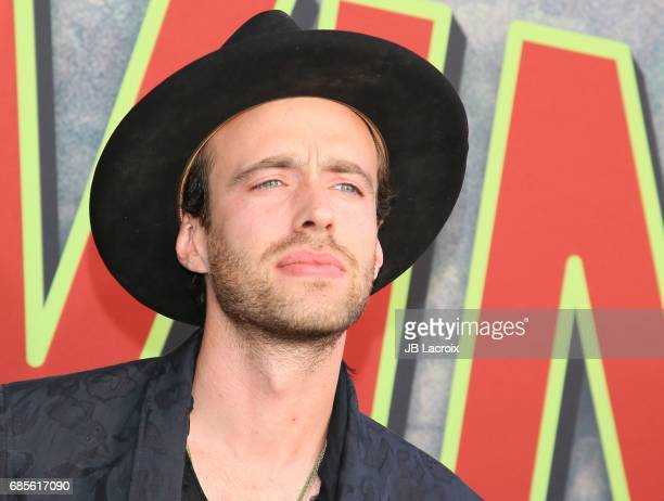 Finn Andrews of The Veils attends the premiere of Showtime's 'Twin Peaks' at The Theatre at Ace Hotel on May 19 2017 in Los Angeles California
