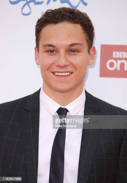 Finn Cole attends the premiere of the 5th season of Peaky Blinders at Birmingham Town Hall on July 18 2019 in Birmingham England