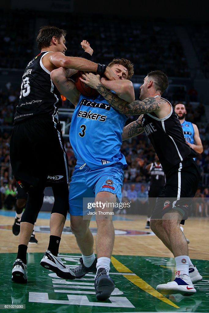 NBL Rd 5 - Melbourne v New Zealand