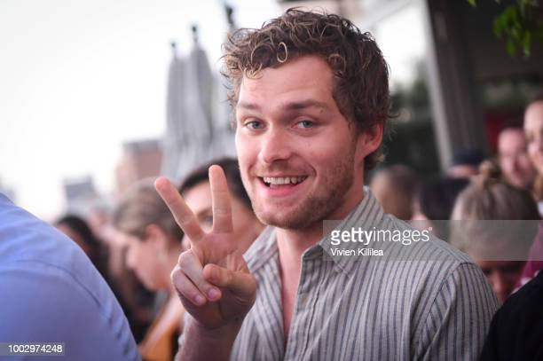 Finn Jones attends Entertainment Weekly and Marvel Television host an After Dark Party at San Diego ComicCon 2018 at Hard Rock Hotel San Diego on...