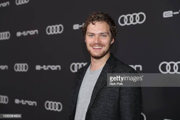Finn Jones attends the Audi preEmmy celebration at the La Peer Hotel in West Hollywood on Friday September 14 2018