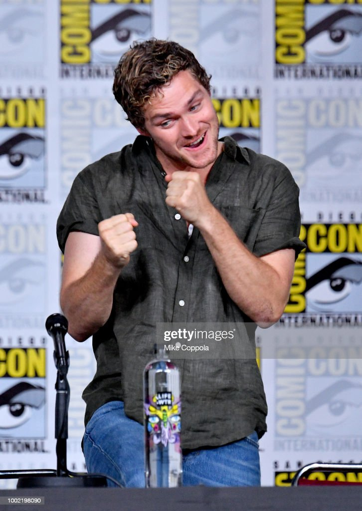 "Comic-Con International 2018 - Netflix's ""Marvel's Iron Fist"" Panel"