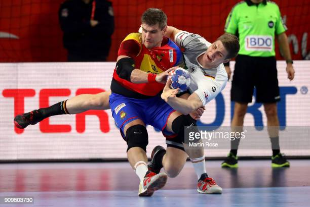 d191cb3b 60 Top Germany V Spain Ehf Euro Croatia 2018 Pictures, Photos ...