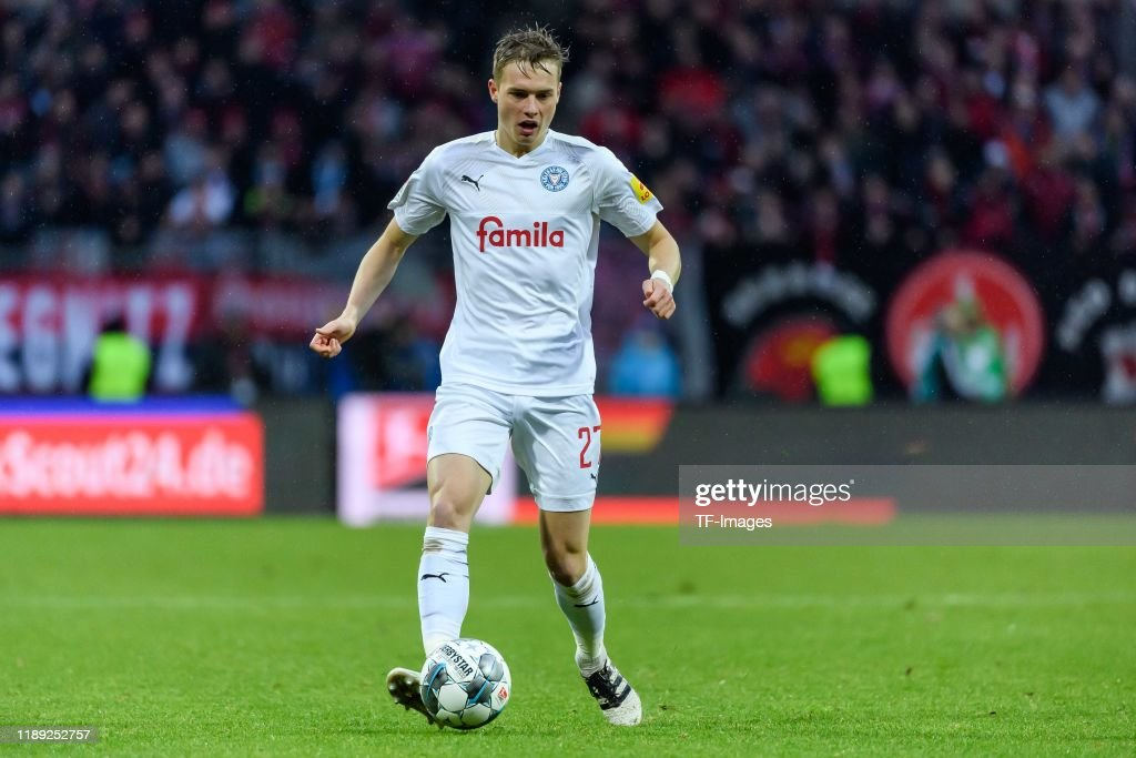 1. FC Nuernberg v Holstein Kiel - Second Bundesliga : News Photo