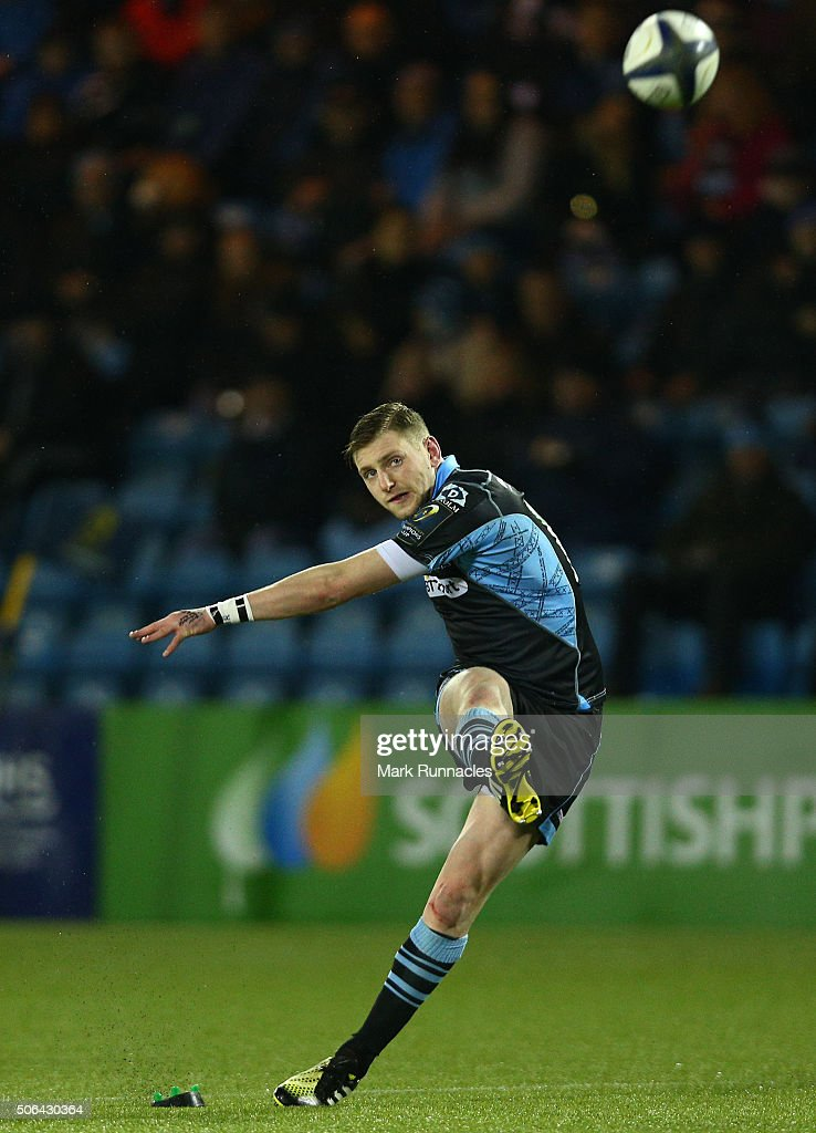 Glasgow Warriors v Racing 92 - European Rugby Champions Cup