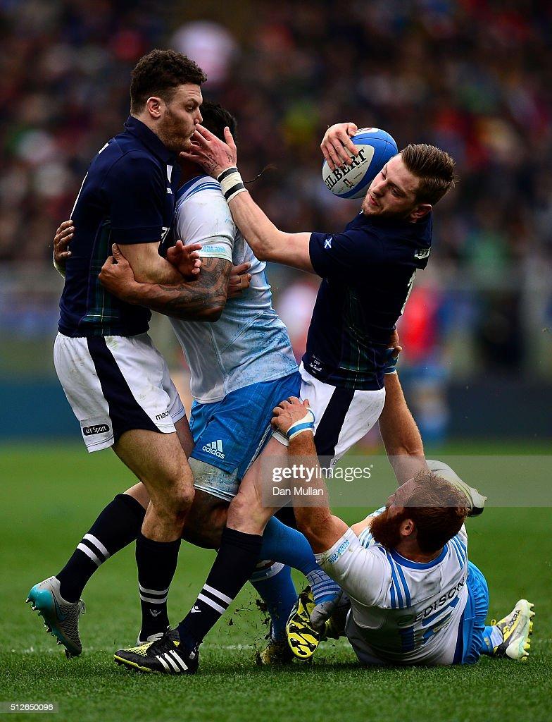 Italy v Scotland - RBS Six Nations