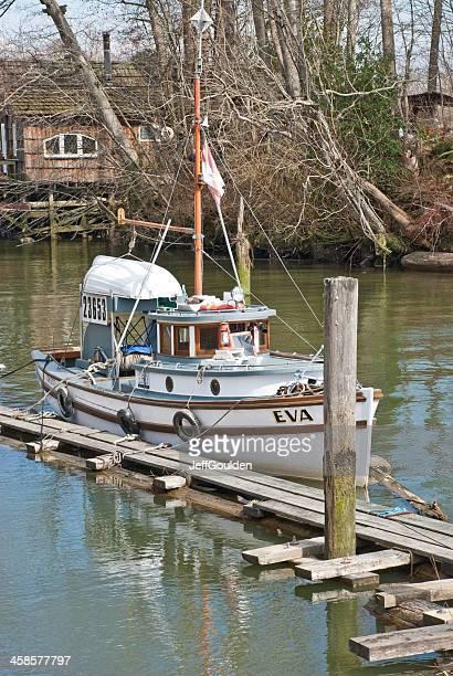 Historic Fishing Boat Eva