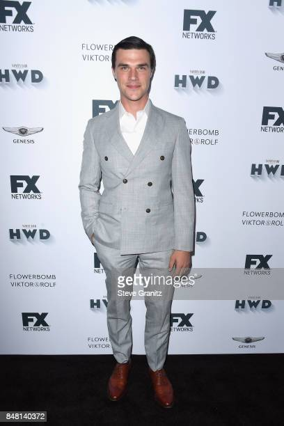 Finn Wittrock attends FX and Vanity Fair Emmy Celebration at Craft on September 16 2017 in Century City California